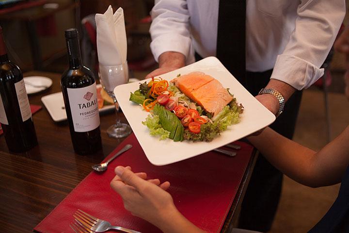 Restaurante y Centro de eventos: