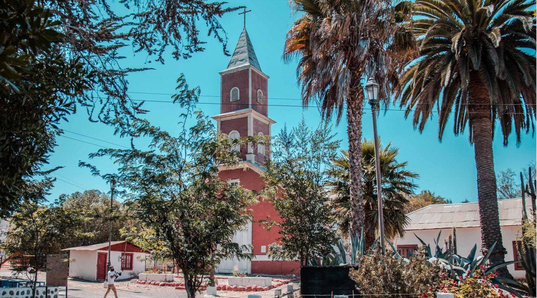 Iglesia de Barraza
